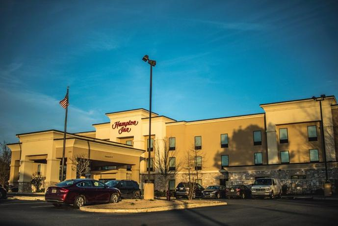 Hampton Inn Monticello AR