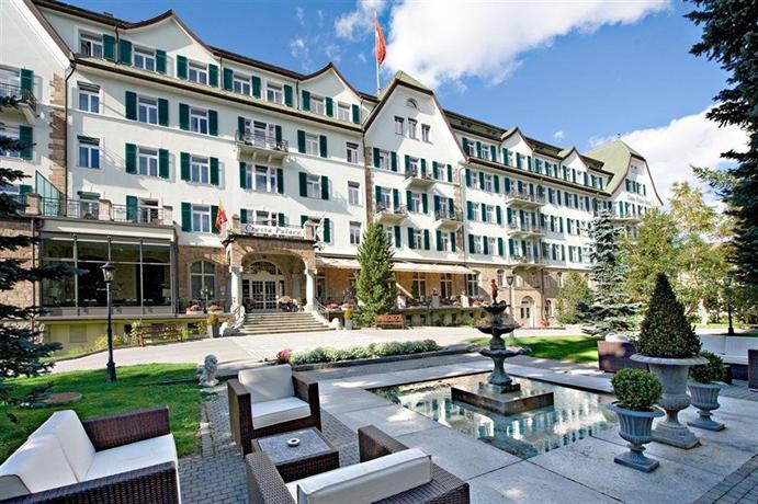 Celerina Hotel Cresta Palace