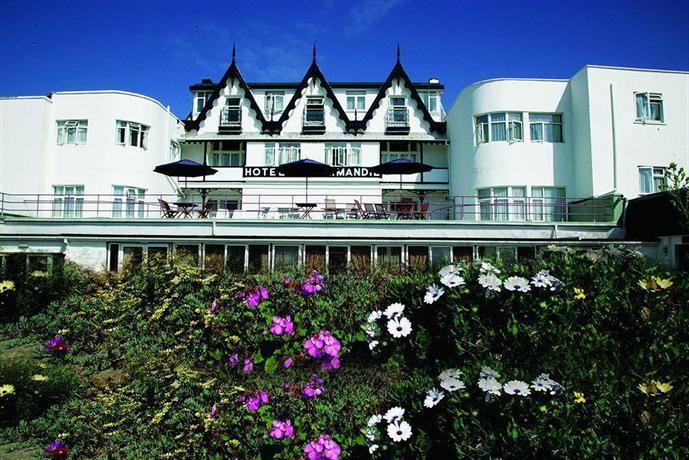 Hotel De Normandie Saint Helier