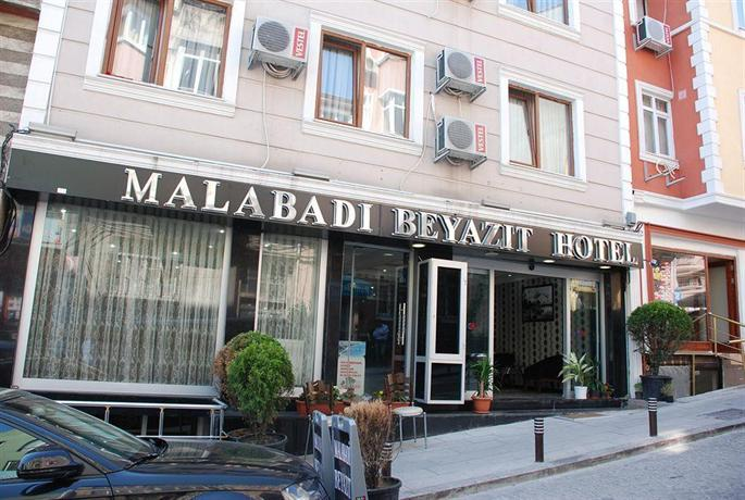 Malabadi beyazit hotel istanbul compare deals for Beyazit han suites