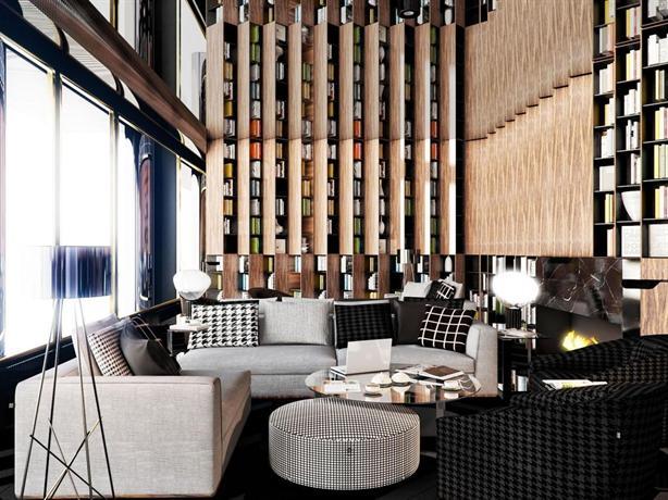 Quentin Boutique Hotel Bar