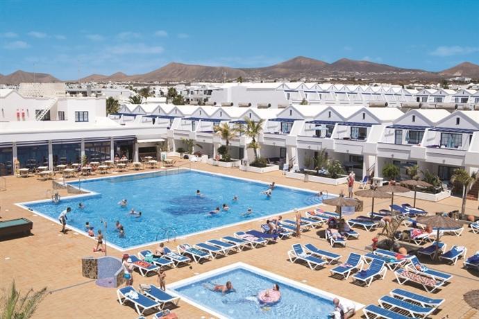 About Cinco Plazas Hotel Lanzarote