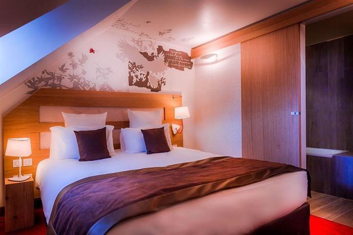 le grand aigle hotel spa la salle les alpes offerte in corso. Black Bedroom Furniture Sets. Home Design Ideas