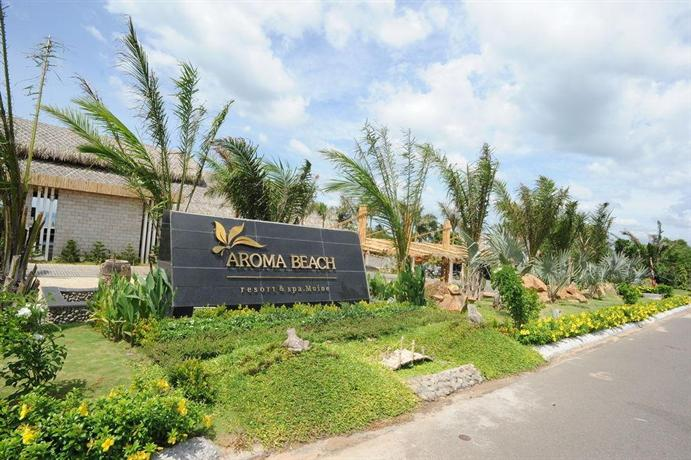 About Aroma Beach Resort And Spa