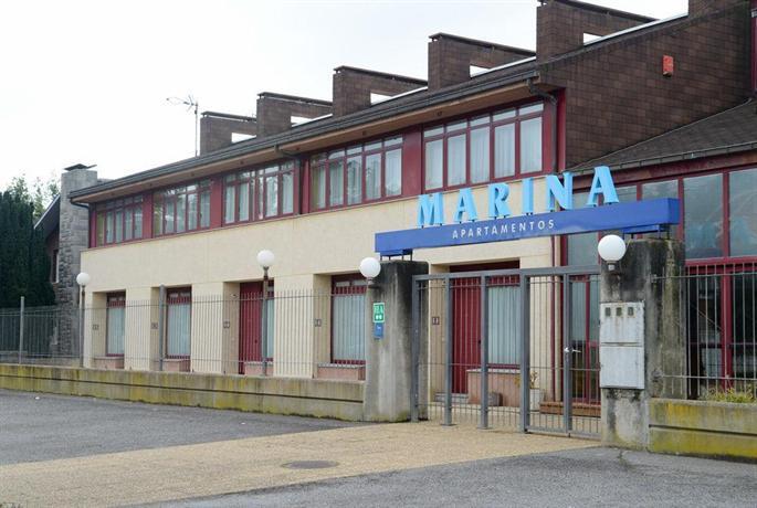 Hotel Marina Castrillon