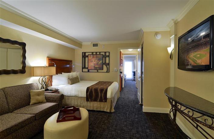 Best western premier eden resort suites lancaster for Cheap bedroom suites deals