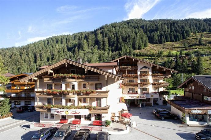 Www Hotel Central Lanersbach At