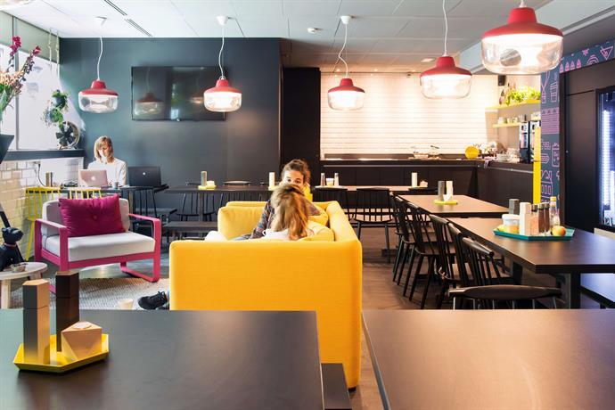 Qbic Hotel Amsterdam Wtc Compare Deals