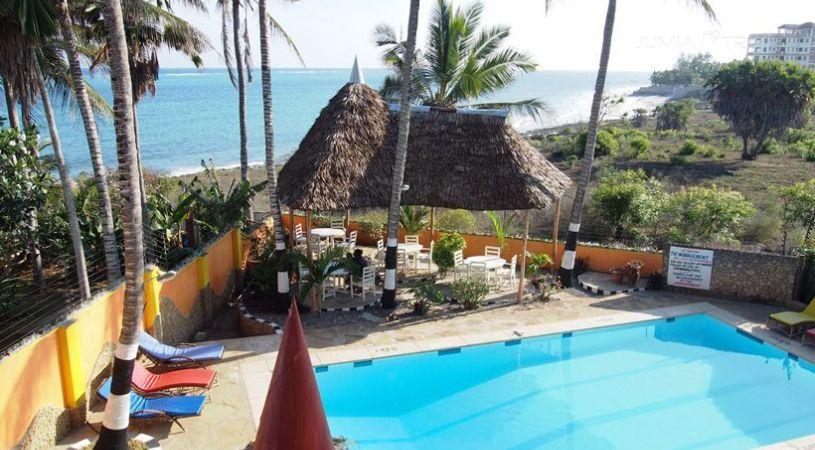 Ocean view nyali boutique hotel for Boutique hotel view