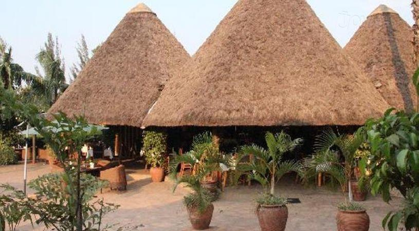 hotel le petit village kampala compare deals. Black Bedroom Furniture Sets. Home Design Ideas