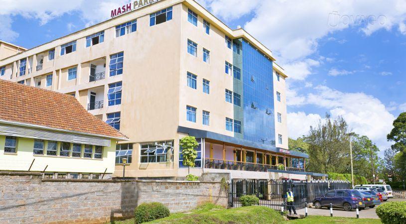 Mash Park Hotel
