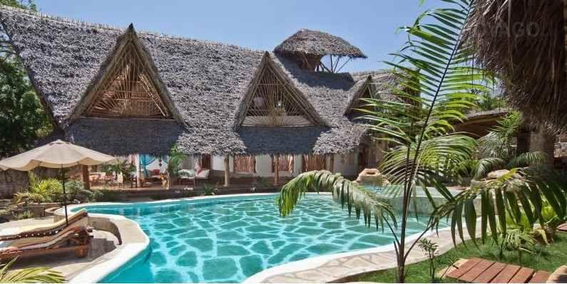 Waterside Villa