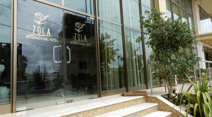 Zola international hotel for Hotel zola