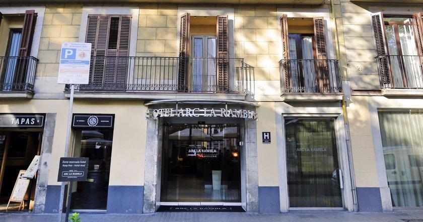 Hotel Arc La Rambla Barcelona