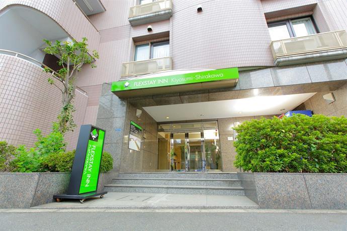 Flexstay Inn Kiyosumi-Shirakawa