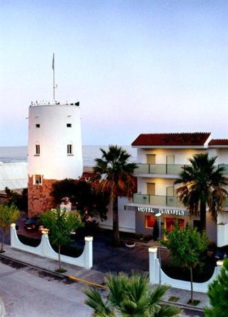 Hotel Playafels Castelldefels