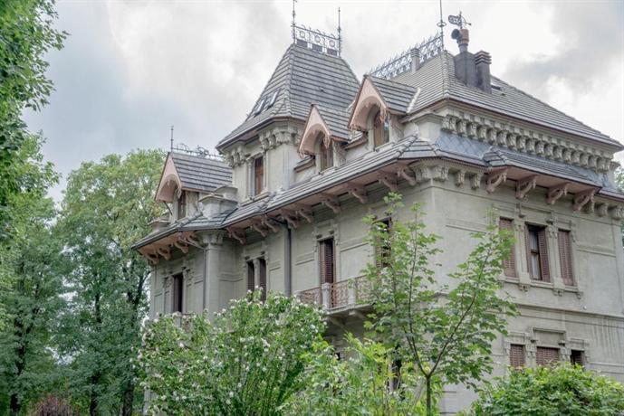 Hotel Villa Mon Repos