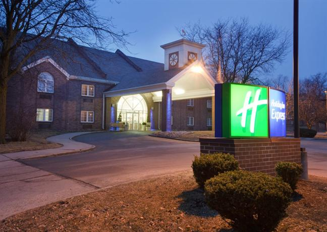 Holiday Inn Express Des Moines Drake University
