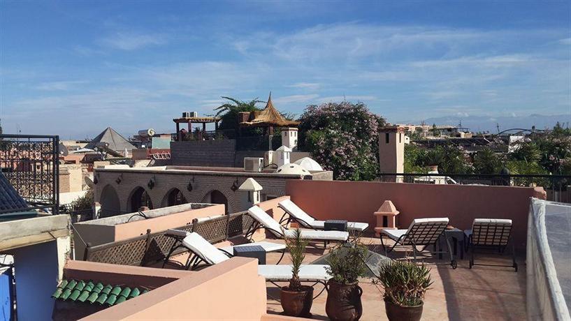 Hotel Dar Naima Marrakech