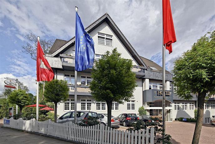 Poppenbutteler Hof Hotel Hamburg