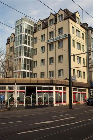 Hotel Residenz Dusseldorf