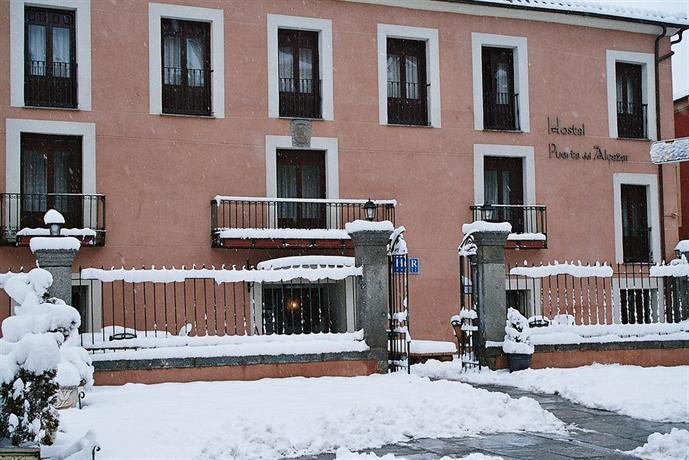 Hostal Puerta del Alcázar Ávila