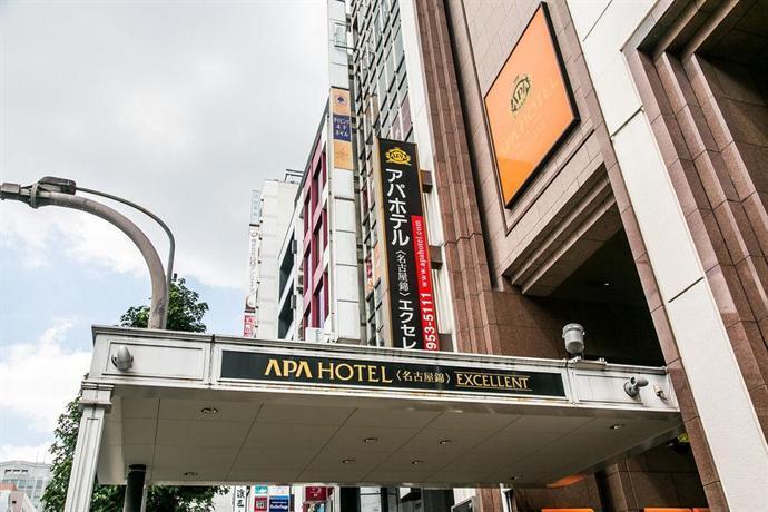 APA Hotel Nagoya Nishiki Excellent