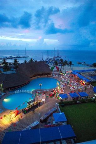 About Aquamarina Beach Hotel