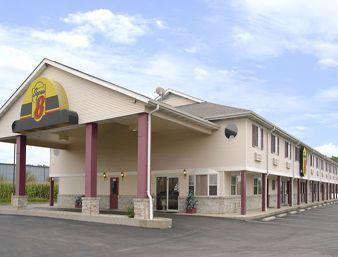 Super 8 Motel Wapakoneta