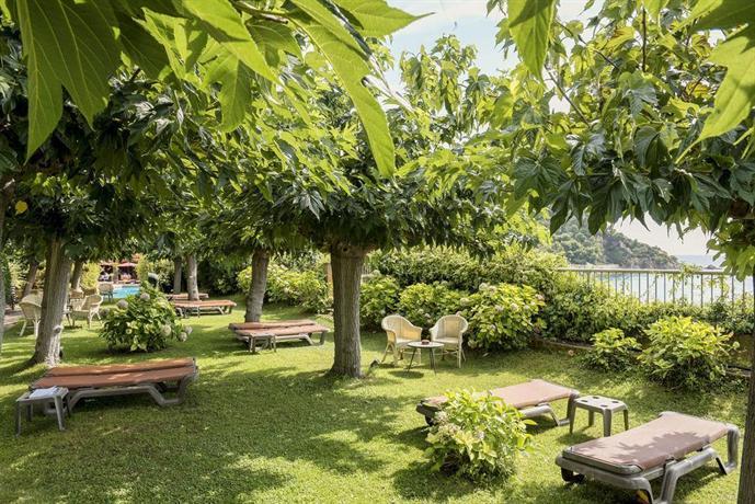 Hotel Rigat Park And Spa Lloret De Mar