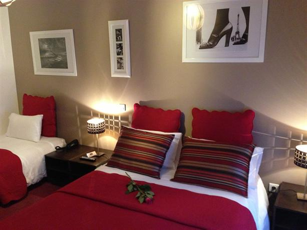 Hotel Clairefontaine Paris Compare Deals