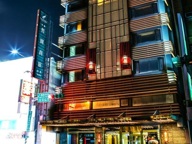 About Lealea Garden Hotels Taipei