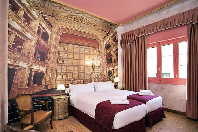Hotel Santander Madrid