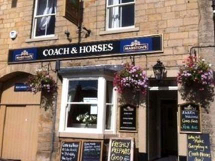 The Coach And Horses Barnard Castle