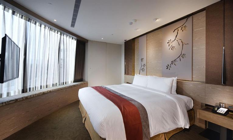 Green World Grand Nanjing Taipei City Compare Deals