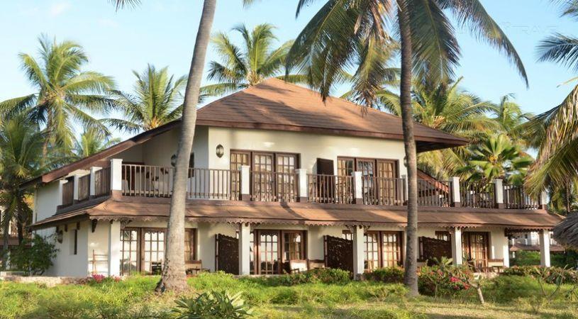 About Breezes Beach Club Spa Zanzibar