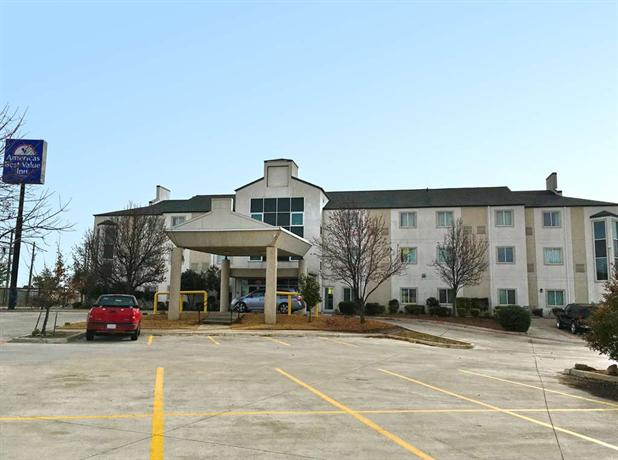 Americas Best Value Inn Decatur Texas