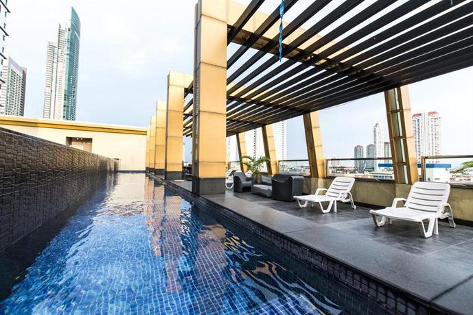 Sarasinee All Suites Bangkok Hotels Bangkok