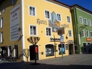 Zur Post Hotel Waging am See