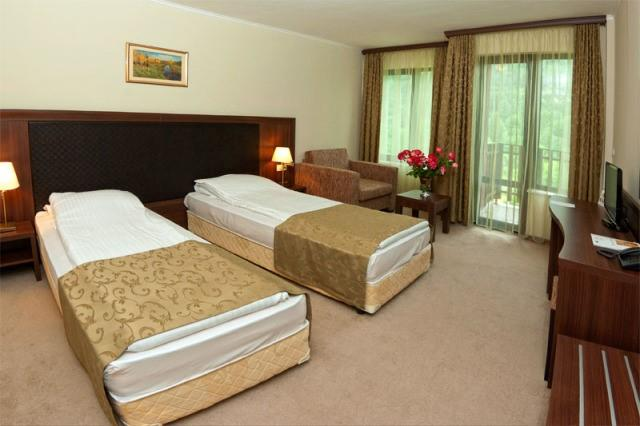 Saint spas balneocomplex buscador de hoteles velingrad for Buscador de spa