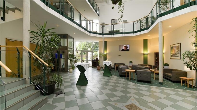 Hotel Krupunder Park In Rellingen