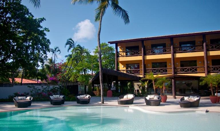 Iara beach hotel boutique salvador compare deals for Beach boutique hotel