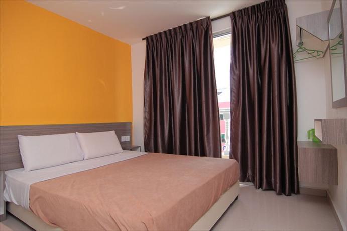 Yellow Mansion Hotel Melaka Raya Malacca Compare Deals