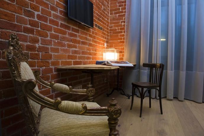 Brick design hotel moscow compare deals for Design hotel mosca