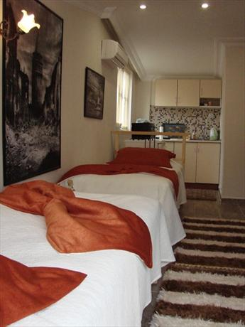 Volare apart hotel istanbul istambul turquia for Appart hotel istanbul