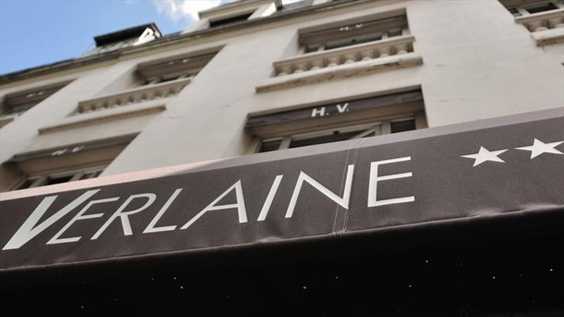 Hotel Verlaine Rue Bobillot Paris