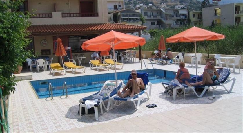 Papas Beach Hotel Stalis