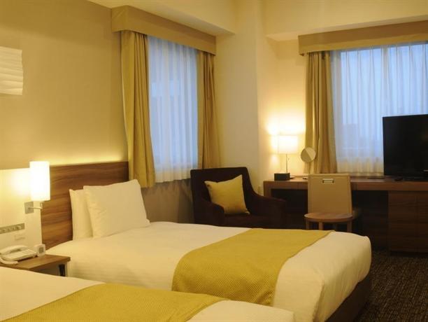 Hotel Sunroute Kumagaya Ekimae