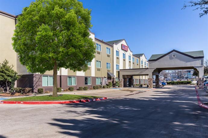Hotels Near Stonebriar Mall