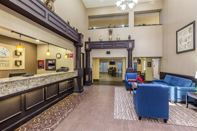 Comfort Suites Near Stonebriar Mall The Colony Encuentra